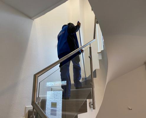 professionelle Treppenhausreinigung in Hannover und Region
